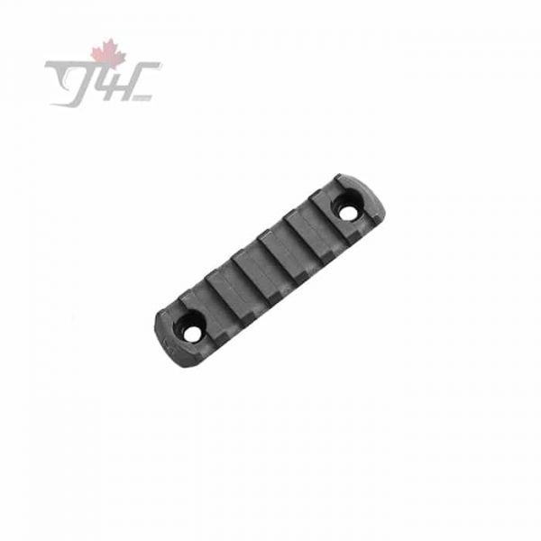 Magpul M-LOK Polymer Rail Section 7 Slots Black