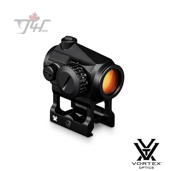 Vortex Crossfire 2 MOA LED Upgrade Red Dot Sight