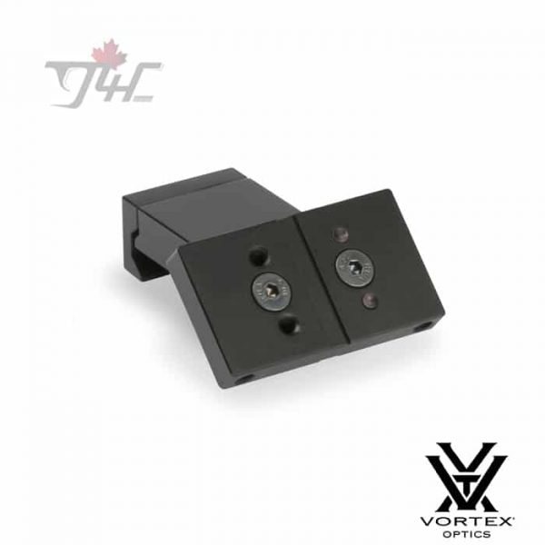 Vortex Razor RT45 Offset Red Dot Mount