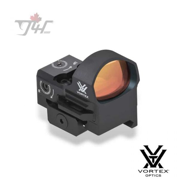 Vortex Razor 3 MOA Red Dot Sight Black