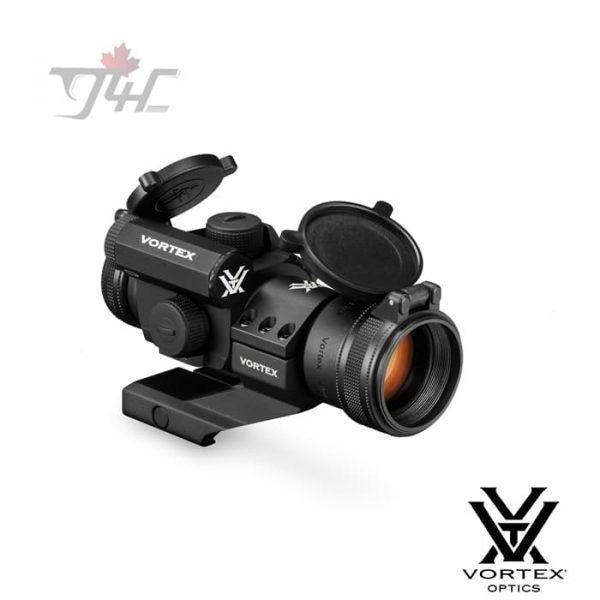Vortex StrikeFire II 4 MOA Bright Red Dot Sight