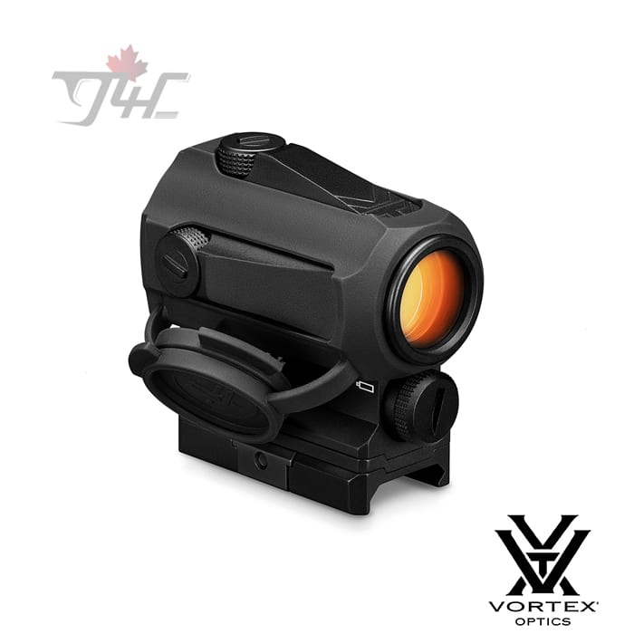 Vortex Sparc AR 2 MOA Multi-Height Mount System Red Dot Sight