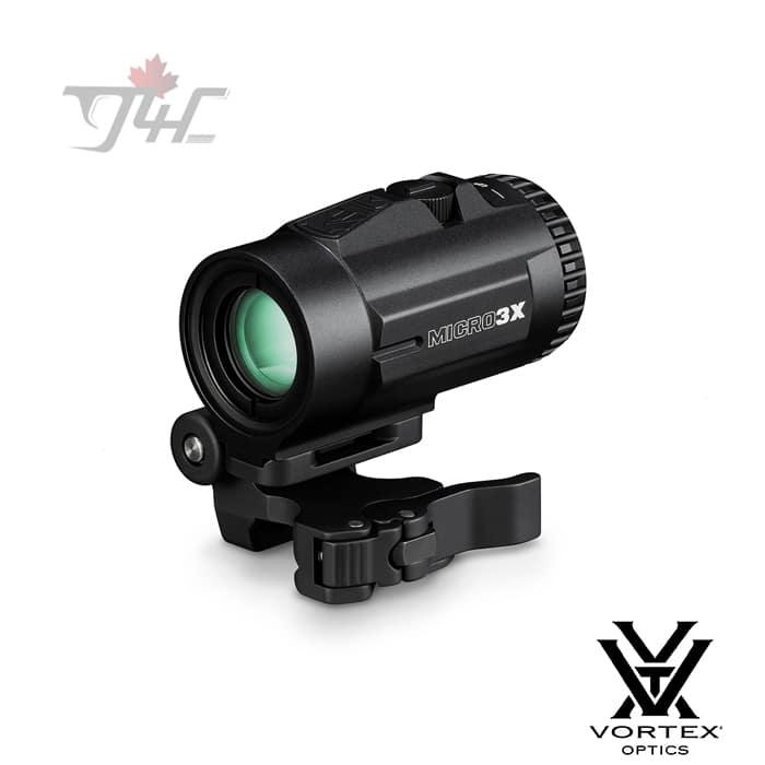 Vortex Micro QD Mount 3x Magnifier