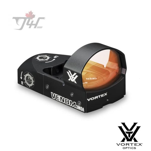 Vortex Venom 3 MOA Picatinny Mount Red Dot Sight