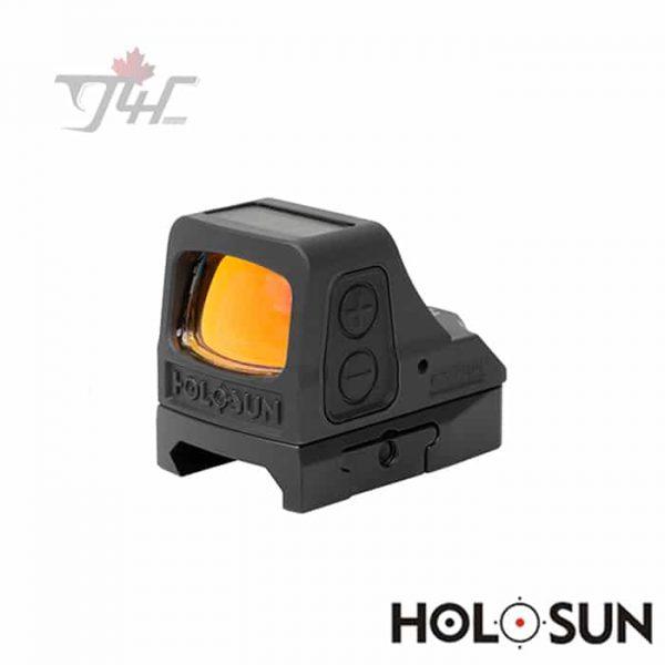 Holosun HE508T-RD V2 2 MOA Red Dot Sight