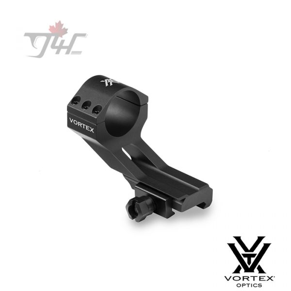 "Vortex Sport Cantilever 1"" Offset 30mm Lower 1/3 Co-Witness Ring Mount"