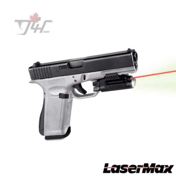 LaserMax Spartan SPS-C-R Light & Red Laser Sight