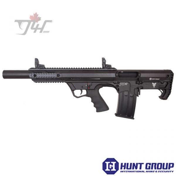 """Hunt Group FD12 12Gauge 20"""" BRL Black"""