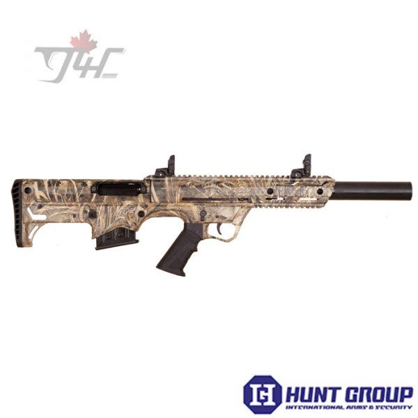 """Hunt Group FD12 12Gauge 20"""" BRL MAX-5 Camo"""