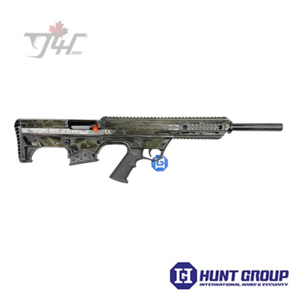 """Hunt Group FD12 12Gauge 20"""" Distressed OD Green"""