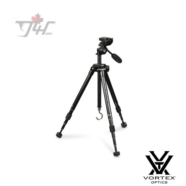 Vortex Summit SS-P 3-Way Pan Head Tripod Kit