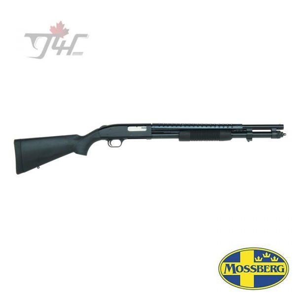"Mossberg 590 Special Purpose 12 Gauge 20"" Black"