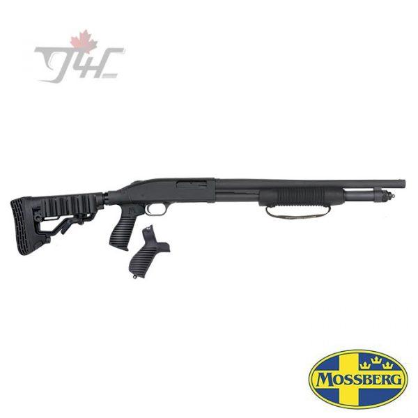 """Mossberg 590 Tactical 12 Gauge 18.5"""" Black"""