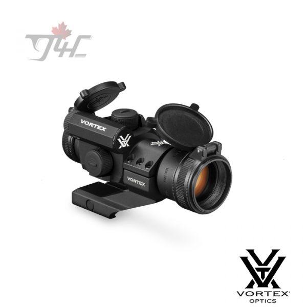 Vortex StrikeFire II Red Dot 4 MOA Red/Green Dot Sight