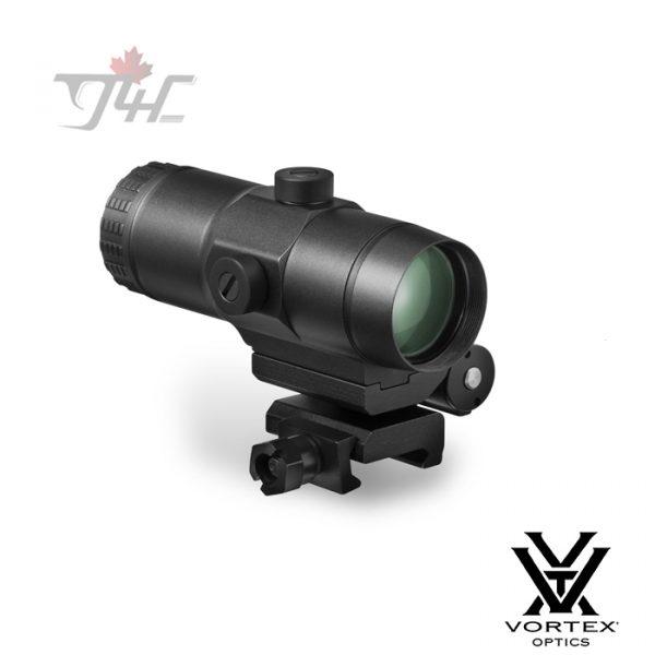 Vortex VMX-3T Magnifier w/Flip Mount