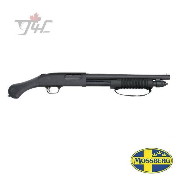 "Mossberg 590 Shockwave 410 Gauge 14"" Black"