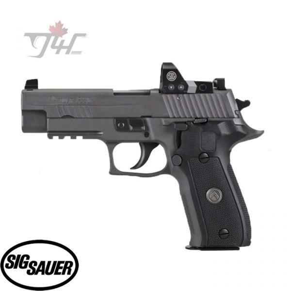 """Sig Sauer P226 Legion RXP 9mm 4.4"""" Black"""