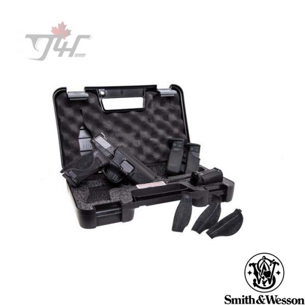 "Smith Wesson M&P9 M2.0 Carry & Range Kit 9mm 4.25"" Black"